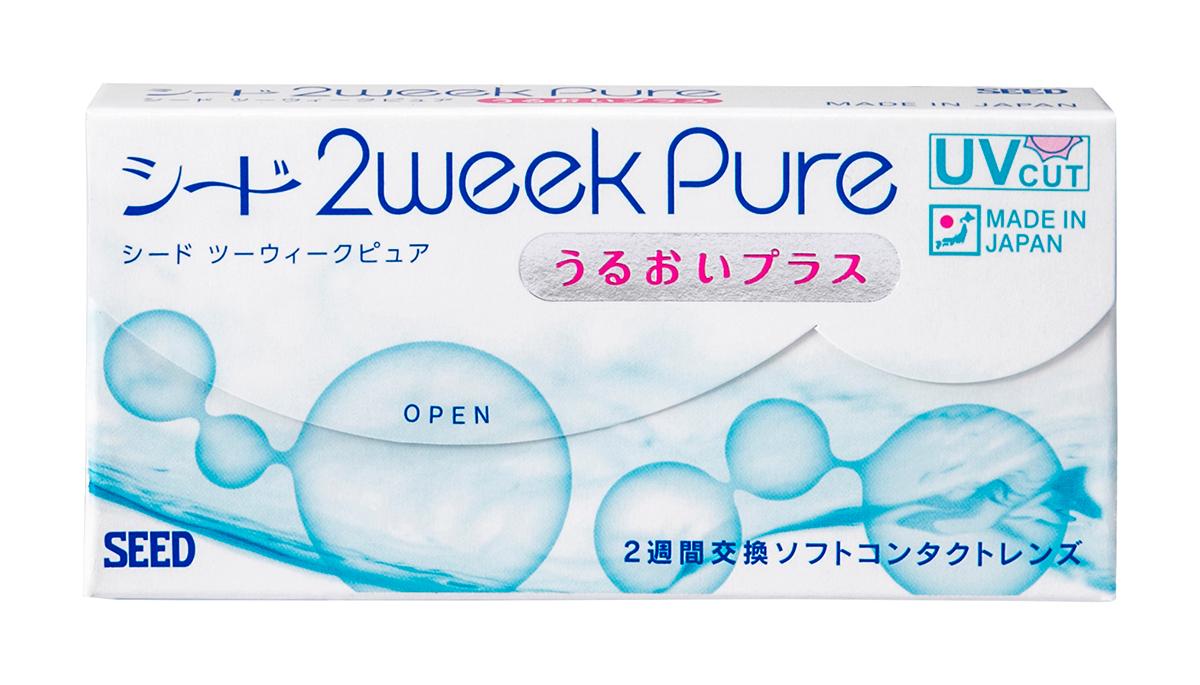 2weekPureうるおいプラス_正面